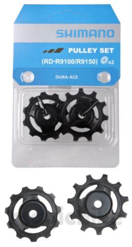 Shimano Dura-Ace RD-R9100//R9150 Tension /& Guide Pulley Set NIB Y5ZR98010