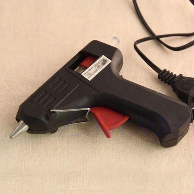 Repair Tool 20W Electric Heating Hot Melt Glue Gun Sticks Trigger Craft Album