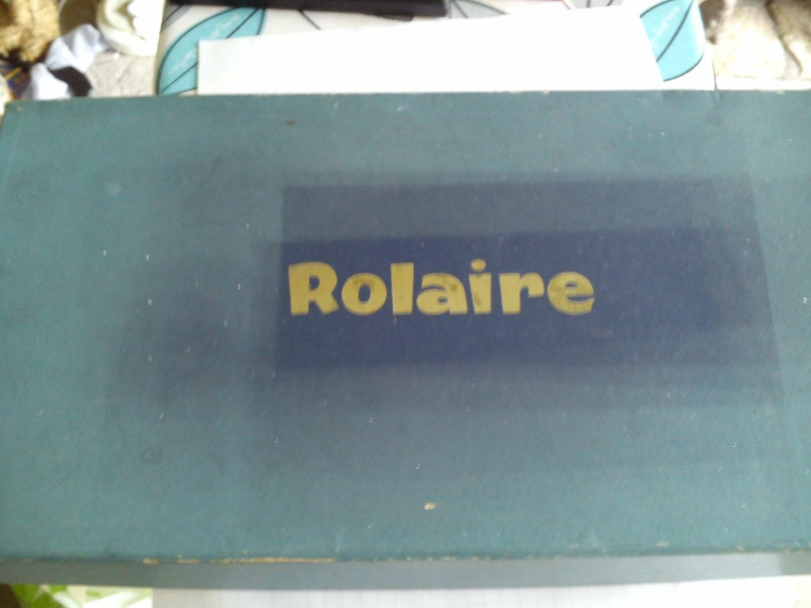 AYERS PLUMMER LTD ROLAIRE.  GAME IS COMPLETE