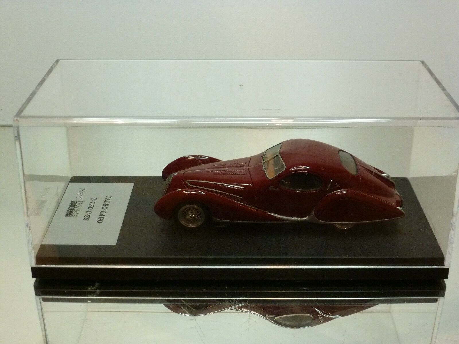 PROVENCE MOULAGE TALBOT LAGO T 150C SS - rosso 1 43 - EXCELLENT IN BOX