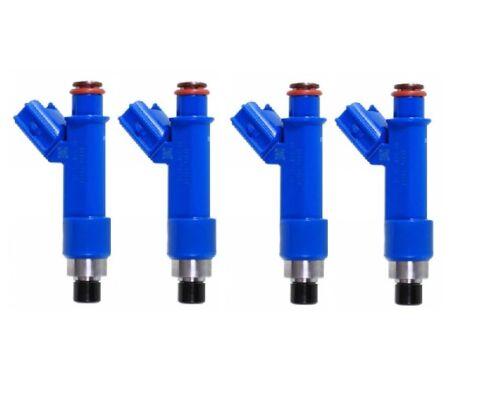 Motor Man Denso 23250-21040 Flow Matched Set OEM Fuel Injectors Toyota 1.5L