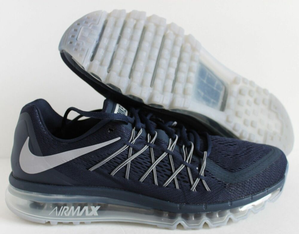 homme Max 2015 BleuGris Air fonctionneHommet chaussures Nike WUanIx5w6