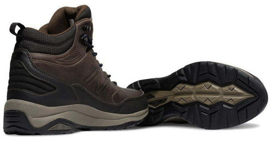 New Balance Men's Trail Walking Boots MW1400DB Dark Brown Free Shiping NIB