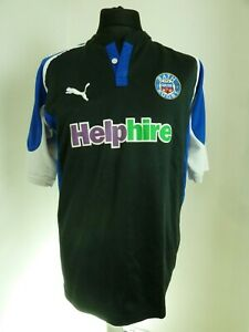 Bad-City-Rugby-Hemd-Puma-England-Rugby-Trikot-Auswaerts-Groesse-Gross
