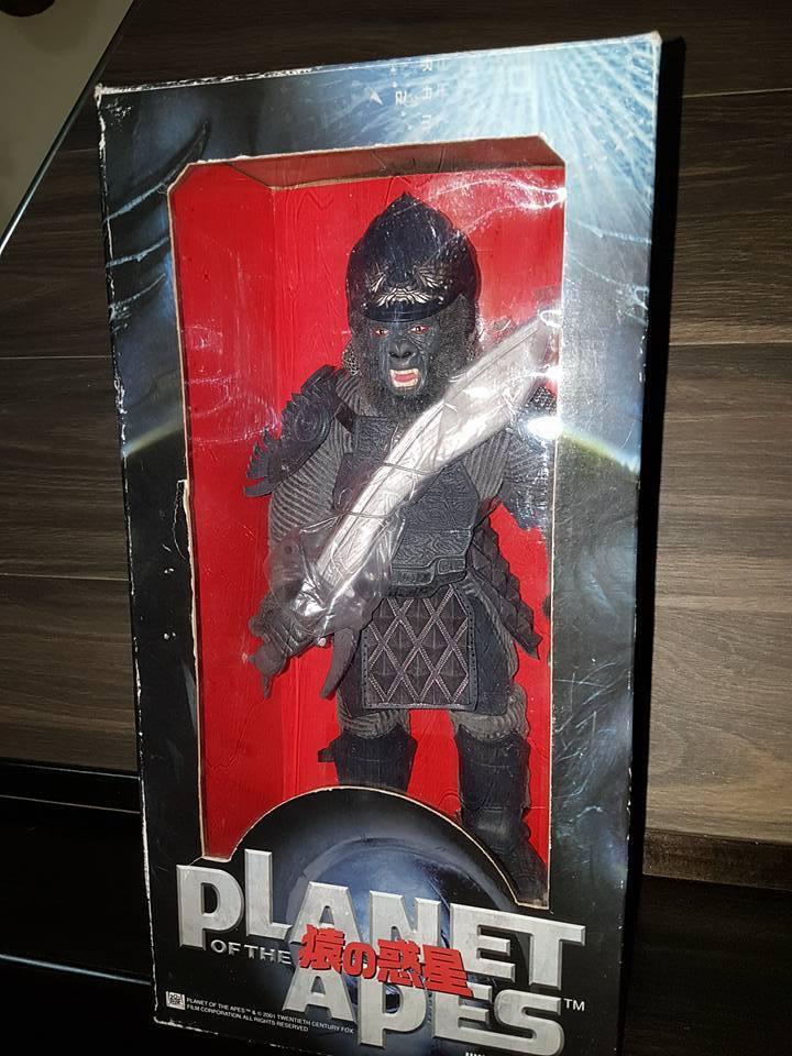 Pianeta delle scimmie Planet of the Apes S-401 Action Figure Gorilla Model movie