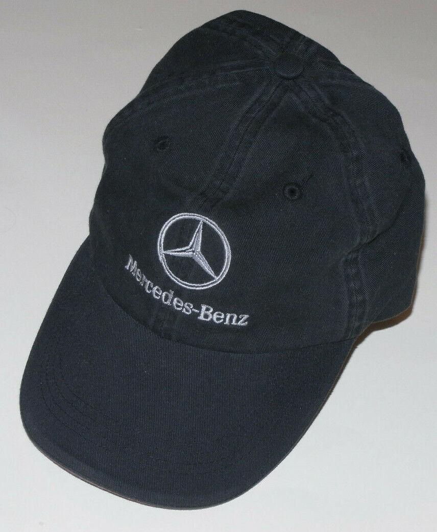 2005 Mercedes-Benz Hut/Kappe ! 'Auf Track '! ' Staff '! Schwarz! Band