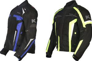 Mens-Motorbike-Jacket-CE-Armoured-Winter-Waterproof-Cordura-Textile-Motorcycle