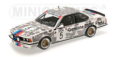 Minichamps 155852505 BMW 635 CSI BMW Belgium Winner SPA 24H- 1:18  #NEU in OVP#
