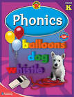 Phonics Grade K by Brighter Child (Paperback, 2006)