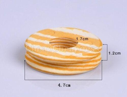 10Stücke MultiColor Angeln String Spulenschaum Linie Spulen Werkzeu^