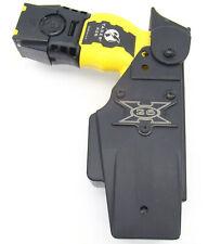 Blade Tech X26 Taser Holster Withsnap Hood Right Hand Police Duty Belt Tek Lok
