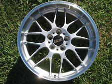 "19"" BBS RGR FORGED RG771H Car Wheel Rim 5x114.3  19x9.5"