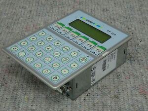 Brillant Phoenix Contact Tp420 Ib Texte Opérateur Panel Hs000678 Bt5n/061119-afficher Le Titre D'origine