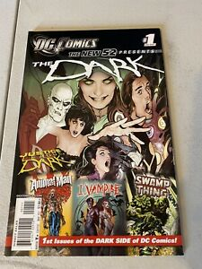 DC-Comics-Presents-New-52-The-Dark-1-reprints-Justice-League-Dark-1-NM-9-2
