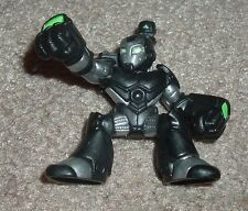 2009 Hasbro Marvel Super Hero Squad War Machine Modern Style Green Blaster