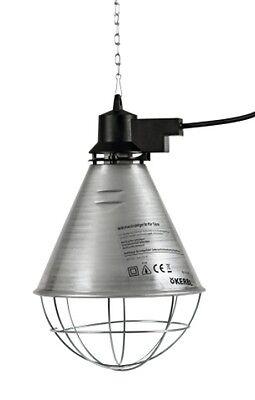 Guardia lampada calore lampada a infrarossi 2 5 m cavo ebay for Lampada infrarossi riscaldamento pulcini