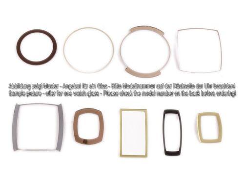 Ersatzglas für Skagen 233XLSGS 233XLGS original Uhrglas