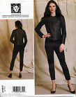 VOGUE SEWING PATTERN 1517 MISSES SZ 6-14 ANNE KLEIN FITTED LINED JACKET & PANTS