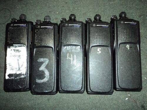 Motorola XTS5000 Model 1 VHF 136 174 MHZ AES Encryption P25 XTS 5000 antenna /&
