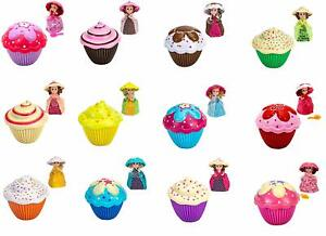 Cupcake Surprise Doll Series 2 Scented 2 Different color you pick NIB