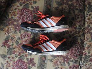 3 Adios Adizero Adidas Size running de 10 Zapatillas w5xq14