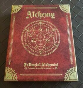 Fullmetal Alchemist The Complete Series Blu-ray 6 Disc Set ...