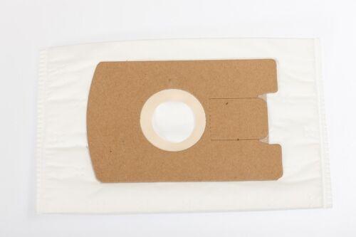 uk 260 10 nappes sacs pour aspirateur adapté pour vorwerk tigre vk260