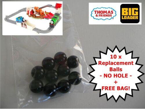 Meilleur prix Thomas Big Loader//Post Office Pièces de rechange de remplacement de boules//CHARBONS x10