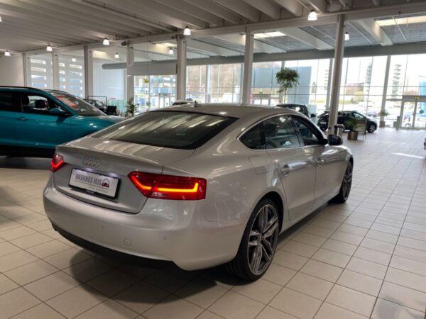 Audi A5 2,0 TDi 177 Sportback Multitr. - billede 4