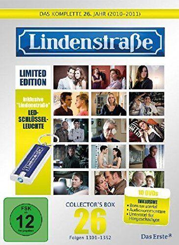 1 von 1 - 10 DVDs * LINDENSTRASSE - DAS KOMPLETTE 26 . JAHR # NEU OVP !