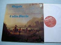 Philips 9500 679 HAYDN Symphonies Nos. 101 & 102 Colin Davis vinyl LP