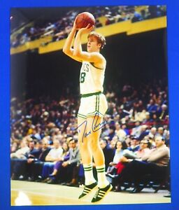 DAVE-COWENS-HOF-autograph-signed-auto-8x10-photo-Boston-Celtics