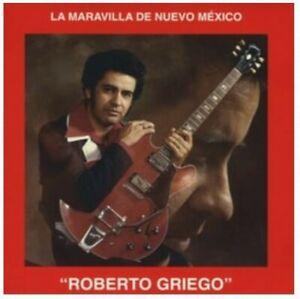 Brand New Roberto Griego La Maravilla Shrink Wrapped CD Authorized Seller