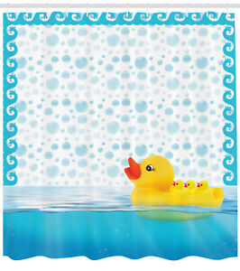 Image Is Loading Nursery Decor Cute Rubber Baby Duck Swimming Bubble
