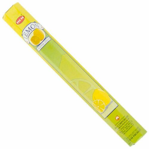 Hem Lemon Incense Sticks Agarbatti Masala