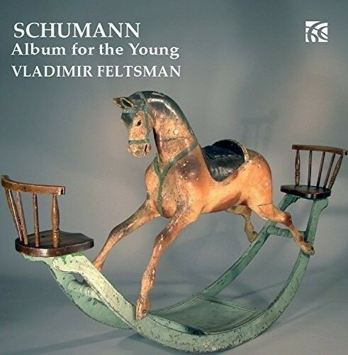 Schumann / Vladimir - Album for the Young Op. 68 [New CD] Jewel Case Pac