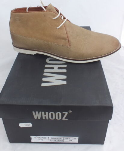 € Neuf 40 Prix Taille Hype Chaussures Cuir Whooz 88 zqZSnAwW