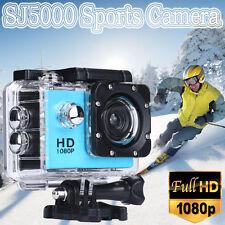"""SJ5000 Sport Videocamera Camera 2"""" Full HD 1080P Casco Azione DV Fotocamera"""
