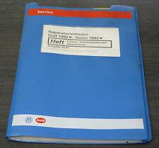 Werkstatthandbuch VW Golf 3 III Typ 1H Vento 5 Gang Schaltgetriebe Allrad