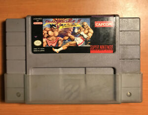 UNTESTED-Street-Fighter-II-2-Turbo-SNES-Super-Nintendo-Game