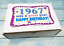 thumbnail 2 - Woodstock Candy ~ 1967 53rd Birthday Gift Box of Nostalgic Retro Candy Mix from