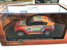 Mitsubishi Pajero - Dakar 2006  1:43 NOREV- AUTO MODELLBAU SAMMLUNG 800105
