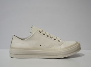 Details about New in Box Alexander McQueen Men's White Sneaker 505128