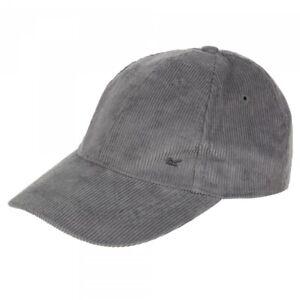 Regatta Mens Cadell Cotton Corduroy Cord Summer Baseball Cap Hat RRP £15