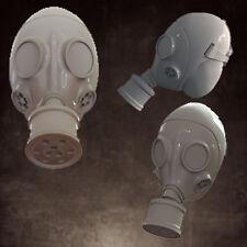 Conversion Bits: Head Swaps: Gas Mask, No Helmet (5)