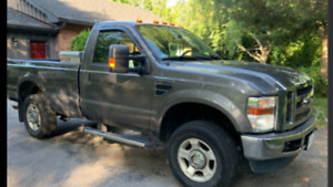 2009 Ford F350 comes Safetied!