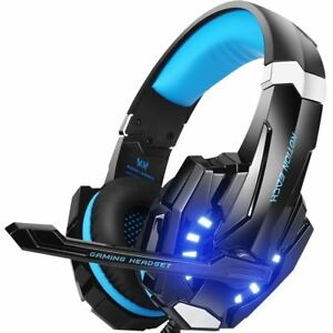 Gaming Headphones Bluetooth Best Pc Laptop Ps4 Xbox One Headset Led Us New 711181534870 Ebay