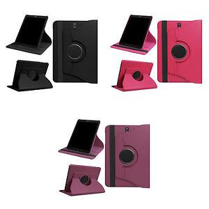 para-Samsung-Galaxy-Tab-S3-Vario-Color-Piel-Artificial-GIRA-360-grados-funda