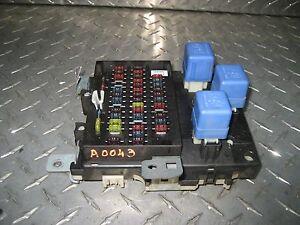 97 NISSAN MAXIMA INTERIOR DASH FUSE BOX | eBay | 97 Nissan Maxima Fuse Box |  | eBay