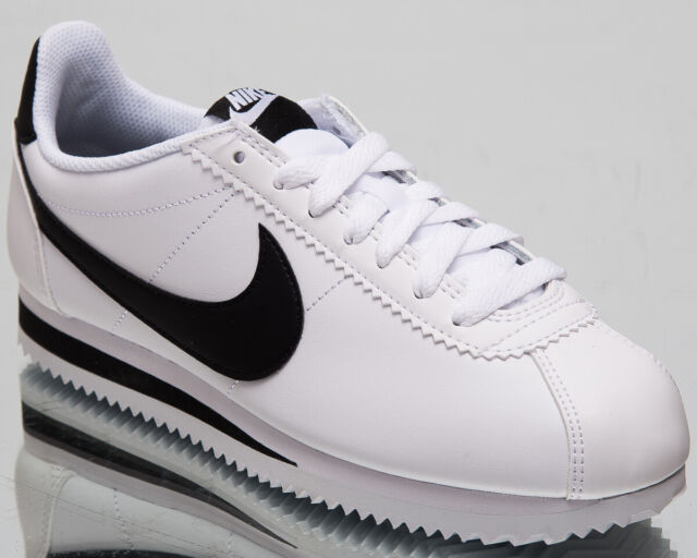 wholesale dealer a622e 64f68 Nike WMNS Classic Cortez Prem Premium Summit White Light Bone 905614-102  Womens 7
